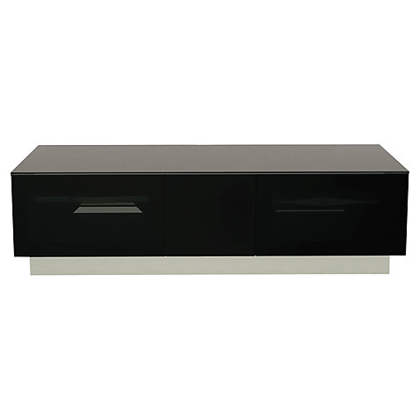 Buy Alphason Element 1250 TV Stand for TVs over 60-inch, Black Online at johnlewis.com