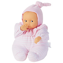 Buy Corolle Babipouce Doll, Pink Stripe Online at johnlewis.com