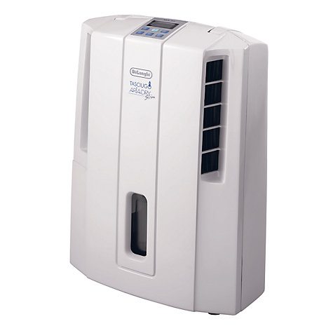 Buy De'Longhi DES16E Compact Dehumidifier Online at johnlewis.com