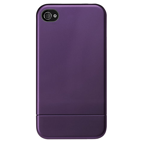 Buy Incase Slider Case for iPhone 4, Magenta Online at johnlewis.com
