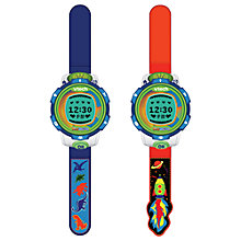 Buy VTech Kidi Watch, Blue Online at johnlewis.com