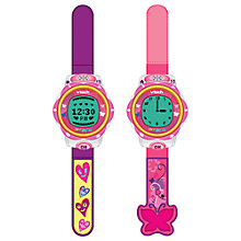 Buy VTech Kidi Watch, Pink Online at johnlewis.com