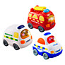 VTech Toot Toot Drivers Emergency Vehicles
