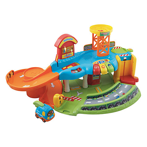 Buy VTech Toot Toot Garage Online at johnlewis.com