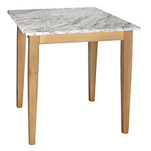 Buy HND Katrina Square Dining Table Online at johnlewis.com