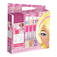 Buy Style Me Up Lip Gloss Kit Online at johnlewis.com