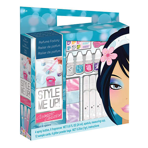 Buy Style Me Up Perfume Factory Set Online at johnlewis.com