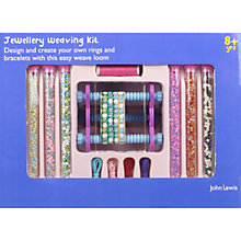 Buy John Lewis Jewellery Weaving Kit Online at johnlewis.com