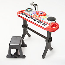 Buy John Lewis Rock Star Keyboard Online at johnlewis.com