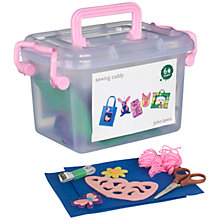 Buy John Lewis Sewing Caddy Online at johnlewis.com