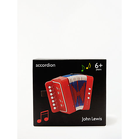 Buy John Lewis Accordion Online at johnlewis.com