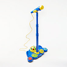 Buy John Lewis Microphone & Stand Online at johnlewis.com