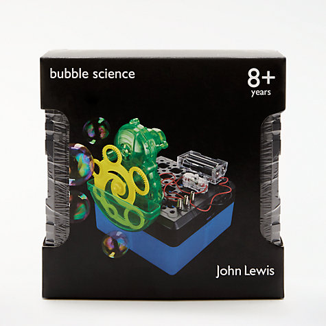 Buy John Lewis Bubble Science Online at johnlewis.com