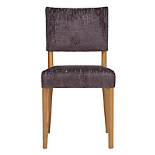 Buy John Lewis Tania Dining Chair, Ascent / Light Oak Online at johnlewis.com