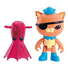 Buy Fisher Price Octonauts Character, Assorted Online at johnlewis.com