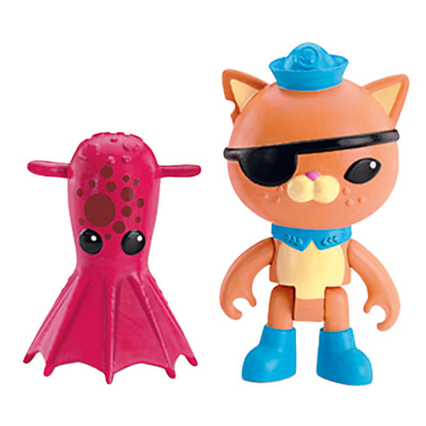 Buy Fisher-Price Octonauts Character, Assorted Online at johnlewis.com