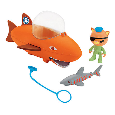 Buy Fisher-Price Octonauts GUP-B Online at johnlewis.com
