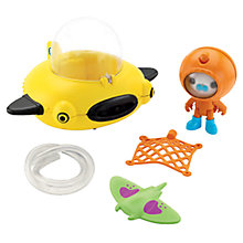 Buy Fisher Price Octonauts GUP-D Online at johnlewis.com