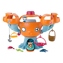 Buy Fisher Price Octonauts Octopod Playset Online at johnlewis.com