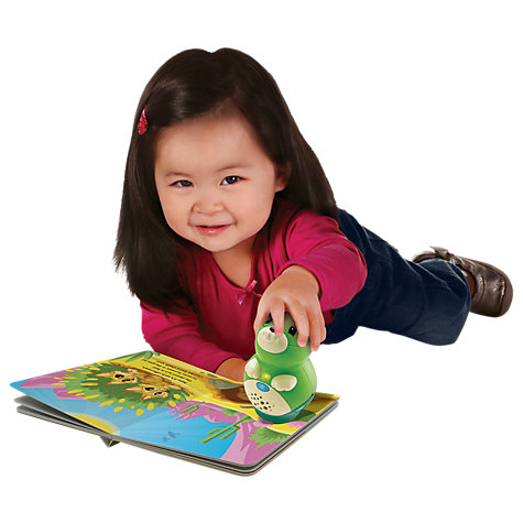 Buy LeapFrog Reader Junior Scout, Green Online at johnlewis.com