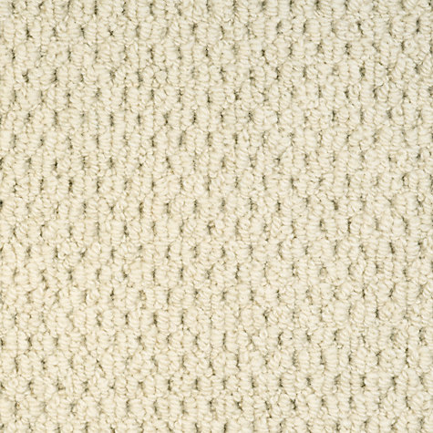 Buy John Lewis Country Gems Check Carpet, Smooth Cream Online at johnlewis.com