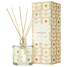 Buy Orla Kiely Diffuser, Basil & Fresh Mint Online at johnlewis.com