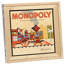 Buy Hasbro Vintage Monopoly Board Game Online at johnlewis.com