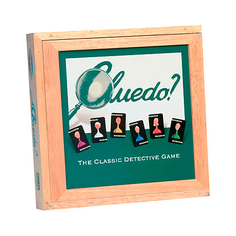 Buy Hasbro Vintage Cluedo Game Online at johnlewis.com