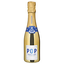 Buy Pommery Pop Gold Pop Mini Champagne, 20cl Online at johnlewis.com
