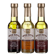 Buy Wildly Delicious Mini Bread Dipping Sauces, Set of 3 Online at johnlewis.com