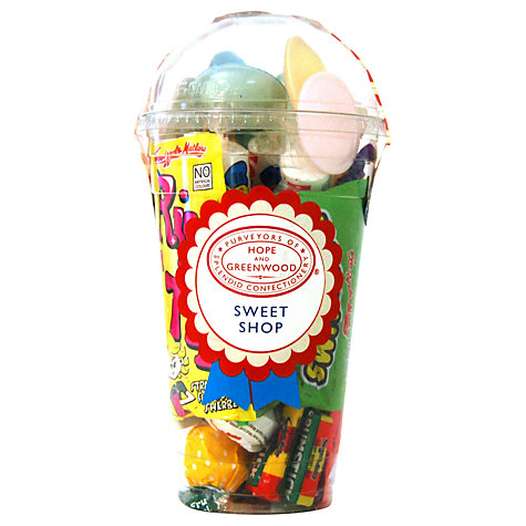 Buy Hope & Greenwood Sweet Shop Sweets Gift, 339g Online at johnlewis.com