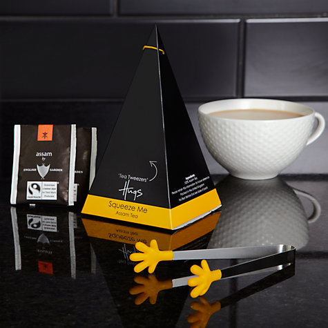 Buy Hugs Assam Tea Bags, Orange, Box of 10 Online at johnlewis.com