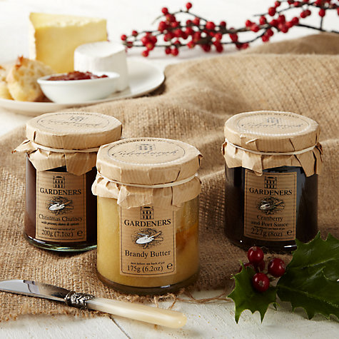 Buy Edinburgh Preserves Christmas Cracker Gift Pack Online at johnlewis.com