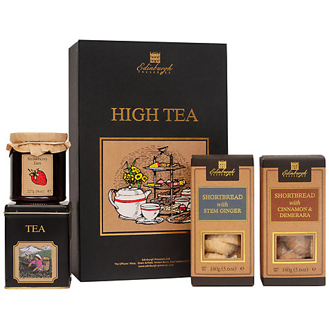 Buy Edinburgh Preserves High Tea Gift, 672g Online at johnlewis.com
