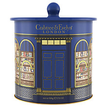 Buy Crabtree & Evelyn Biscuit Barrel, 500g Online at johnlewis.com