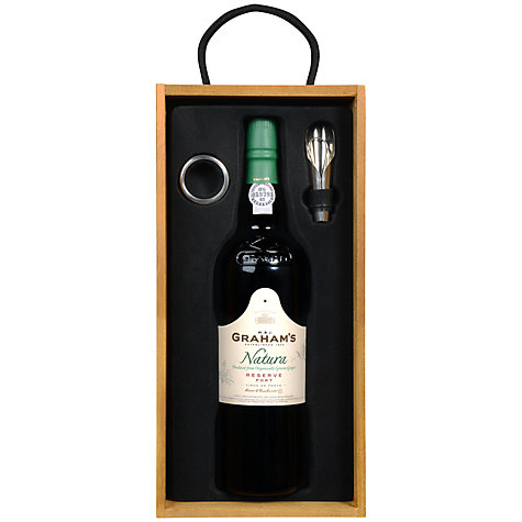 Buy Port & Accessories Gift Set, 75cl Online at johnlewis.com