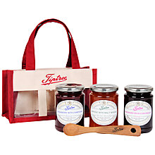 Buy Wilkin & Sons Ltd Whisky, Champagne & Liqueur Conserves In Canvas Gift Bag Online at johnlewis.com