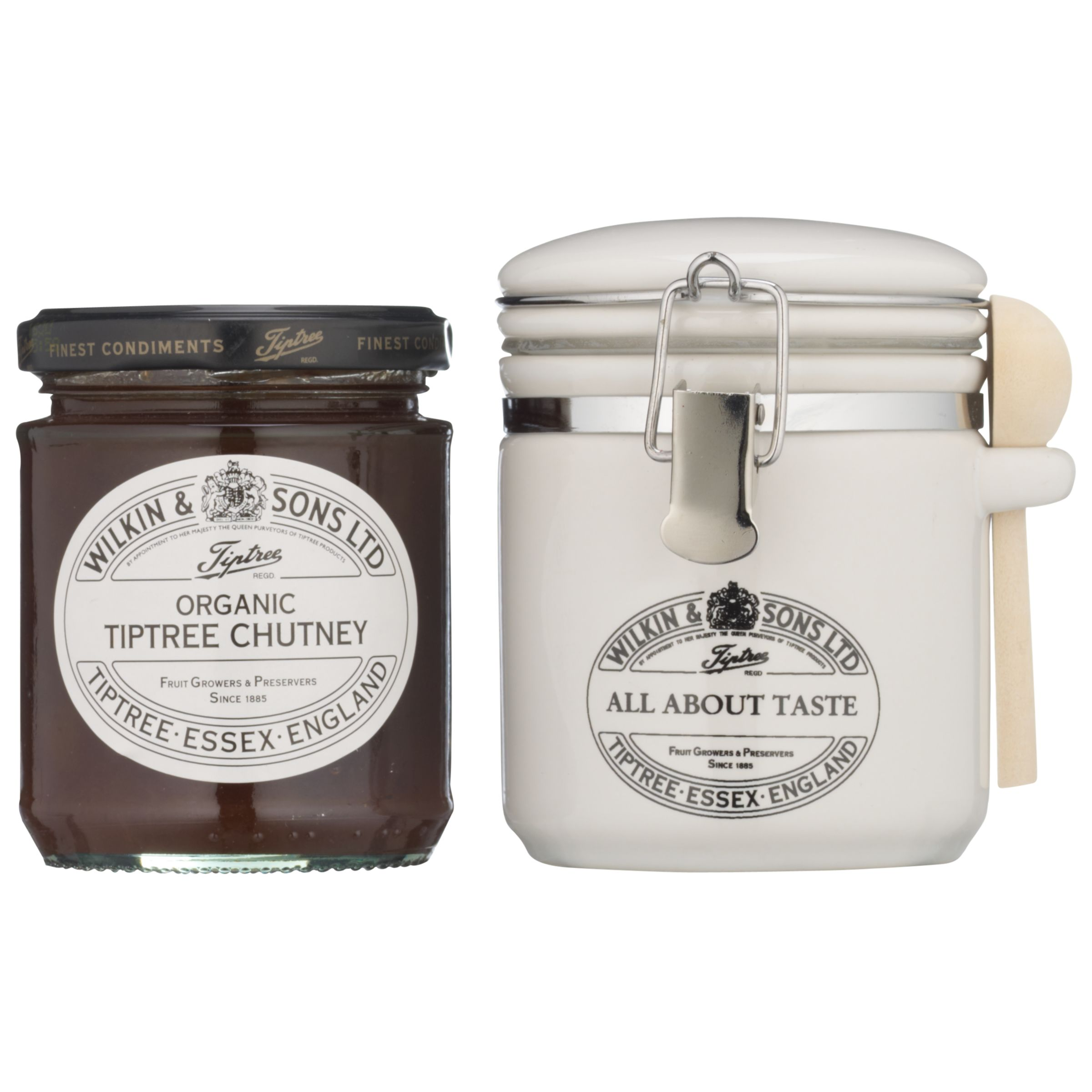Wilkin & Sons Wilkins & Son Tiptree Assorted Chutney with Canister