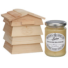 Buy Wilkin & Sons Tiptree Honey In Beehive Box, 340g Online at johnlewis.com