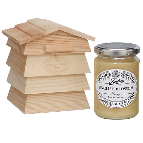 Buy Wilkin & Sons Ltd Honey In Beehive Box, 340g Online at johnlewis.com