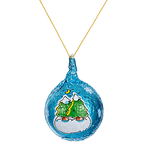 Buy Natalie Chocolates Foiled Chocolate Baubles, 135g Online at johnlewis.com