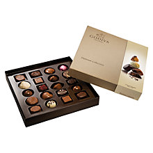 Buy Godiva Platinum Chocolate Collection, 235g Online at johnlewis.com