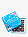 Prestat Dark Chocolate Rose & Violet Creams, 140g