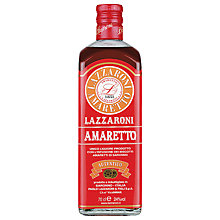 Buy Lazzaroni Amaretto In Tin, 75cl Online at johnlewis.com