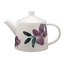 Buy John Lewis Autumn Blossom Teapot, 0.9L Online at johnlewis.com