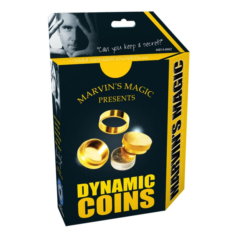 Marvin's Magic Marvin's Magic Coin and Light Tricks, Assorted