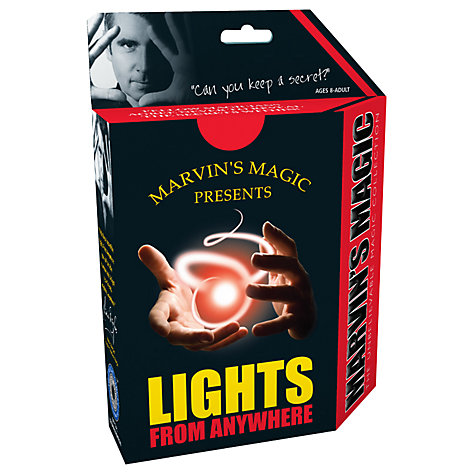 Buy Marvin's Magic Coin and Light Tricks, Assorted Online at johnlewis.com