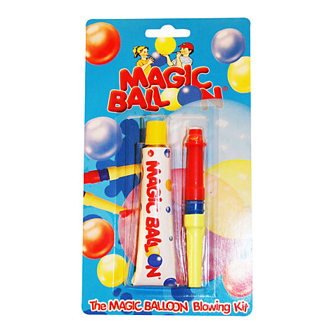 Buy Magic Balloon Single Tube Online at johnlewis.com
