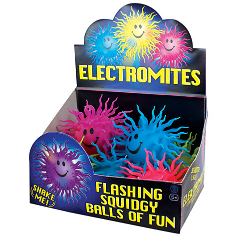 Buy Electromites Spiky Fun Ball Online at johnlewis.com