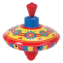 Buy Tin Spinning Top Online at johnlewis.com